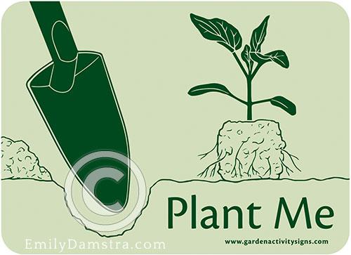 Damstra PlantMe
